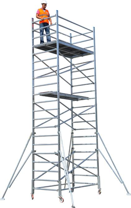 688-Scaffolding systems-Cagsan Merdiven