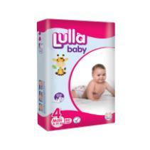 198517-Lulla Baby- Baby Bezi-Enka Hijyen Ürünleri Sanayi Ve Ticaret A.Ş.