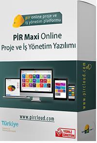 30381-PİR Maxi - Online Proje ve İş Yönetim Yazılımı & Platformu-YSM Software & IT Technologies