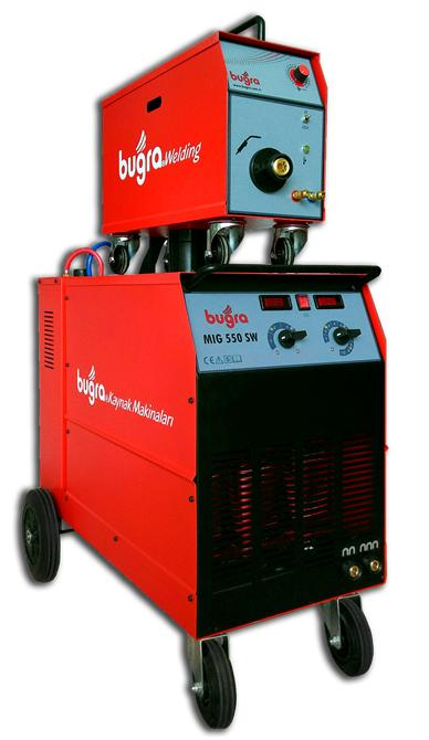 192930-GAS WELDING MACHINE-Bugra Welding Machinery Prod. Mark. Co. Ltd.