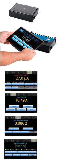 163037-VPad-353 Datrend Electrical Safety Tester (Other Measuring & Analysing Instruments)-Medibim Medikal Bilisim Kalibrasyon Tek.San.Tic.Ltd.Sti.