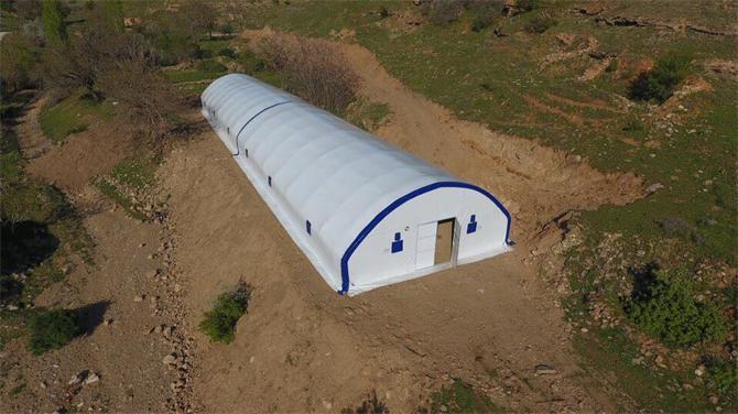 204184-Animal Tent-Cadirsan Gida Maddeleri Nak. Tic. ve San. Ltd. Sti.