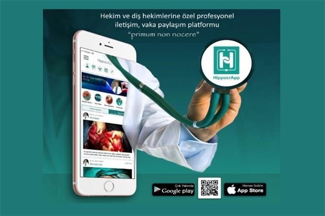 220703-HippocrApp Hekimler Arası Konsültasyon ve İletişim Platformu-Mobhis Bilişim Sistem Yazılım Otomasyon A.Ş.