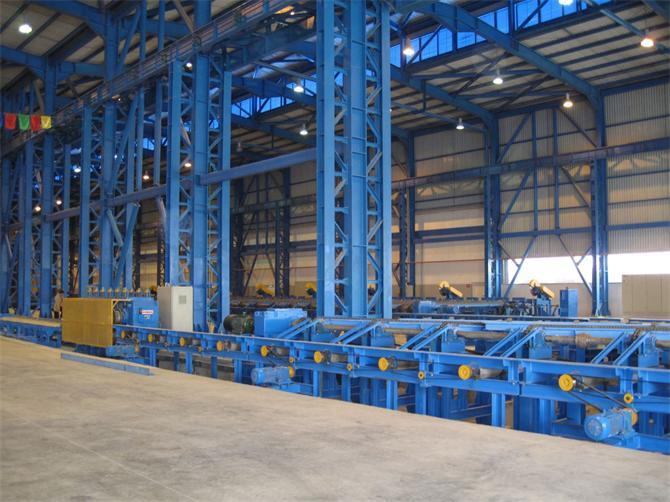 218332-Structural Steel and Mechanical Manufacturing-Blokaj Makina Sanayi ve Ticaret A.S.