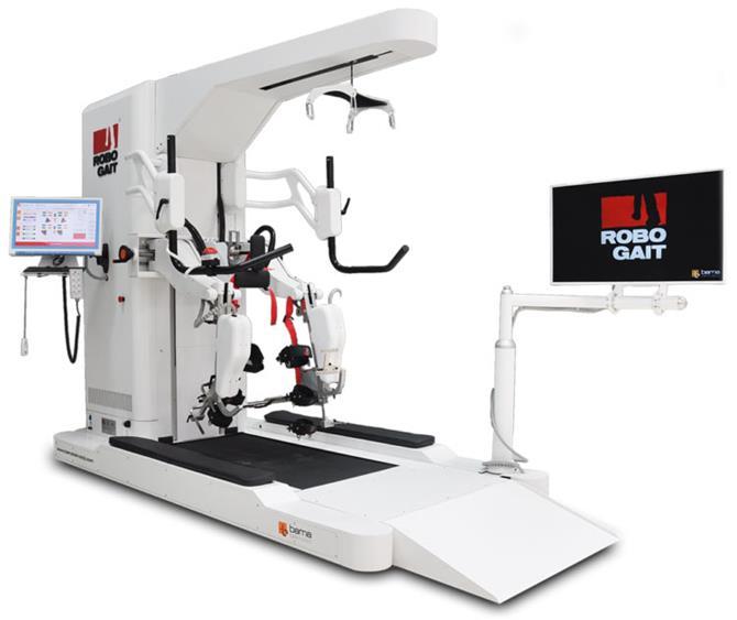 220685-Robogait Robot Yardımlı Yürüyüş Terapi Cihazı-Kinetik Tıbbi Cihazlar Özel Sağlık Rehabilitasyon Medikal Tic. Ltd. Şti.