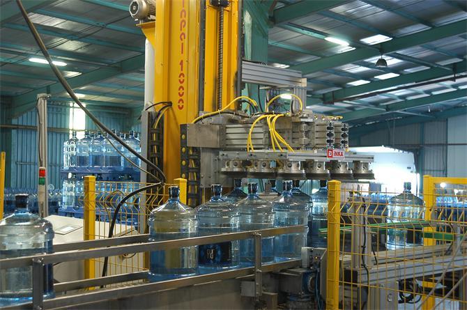216060-Inpal 1000 Palletizing System-Inka Machinery Inc.
