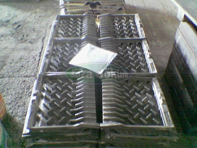 216593-Stainless Corrosion Resistant Plate-Koza Dokum Makine Elektrik San. Tic. Ltd. Sti.