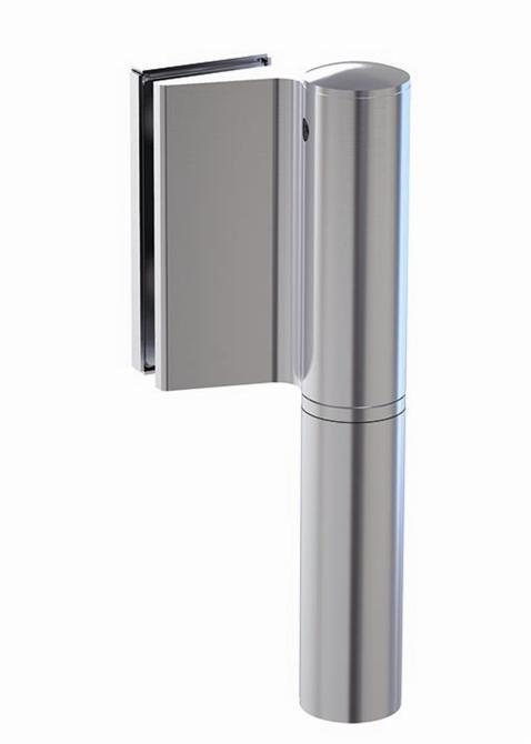 210039-Evo Hydraulic Hinge - Door Closer-BM Glass Hardware