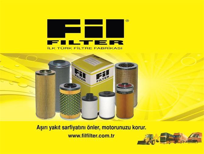 27425-Diesel fuel filter-Fil Filtre Ltd. Sti.