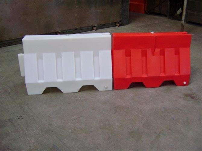199322-Road Barriers-Turuncu Plastik