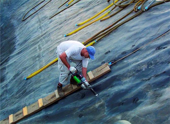55217-Waterproofing membrane-Nese Plastik San. ve Tic. A.S.