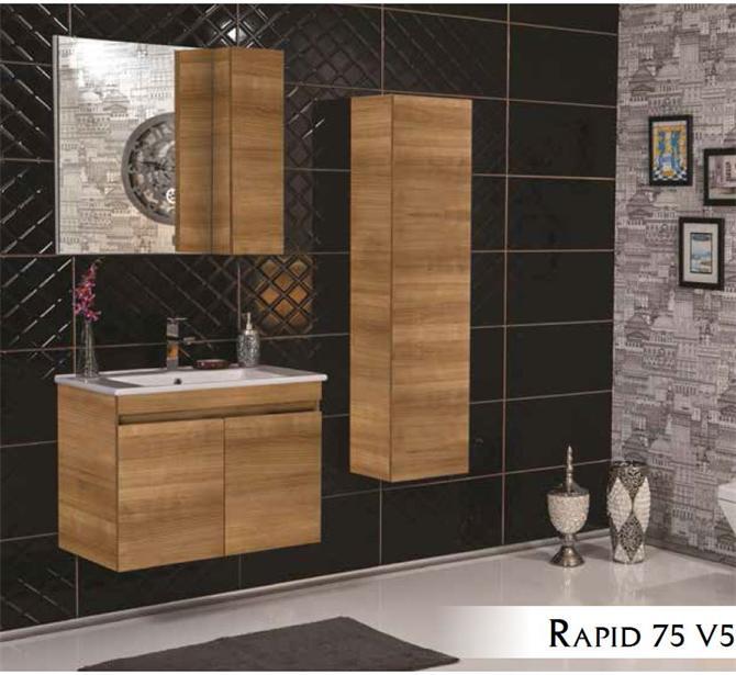 213084-BATHROOM CABINET-Badella  - Asan Hazir Mutfak  Celik Kapi Mobilya Ins. Gida San. ve Dis  Tic.Ltd.Sti.