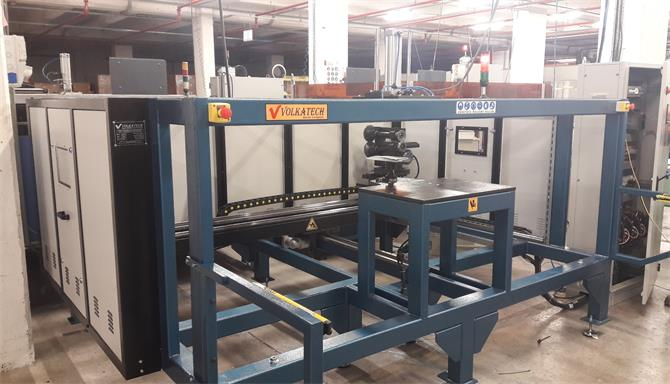 220502-Sheet Metal Cutting Machine-Volkatech Makina Sis. San. ve Tic. Ltd. Sti.