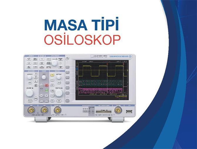 231829-TABLE TYPE OSILOSCOPE-Kocaeli University Technology Park Co. Inc.