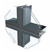 31079-ECO Structural Glass Facade System-Altaş Alüminyum İmalat Sanayi ve Ticaret A.Ş