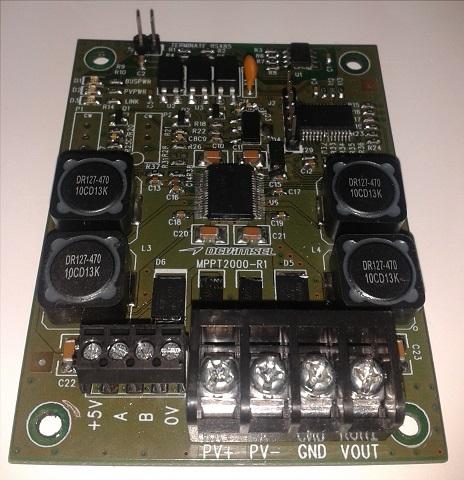 34263-Revolutionary MPPT Charge Regulator-Devimsel Elektronik, Mekatronik ve Bilisim Teknolojileri Sanayi ve Ticaret Ltd. Sti.