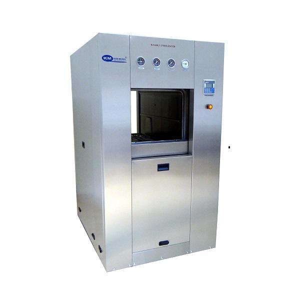 182222-850 Liter Steam Sterilizer Autoclave-Kesin Medikal Tibbi Cihaz San. Tic. Ltd. Sti.