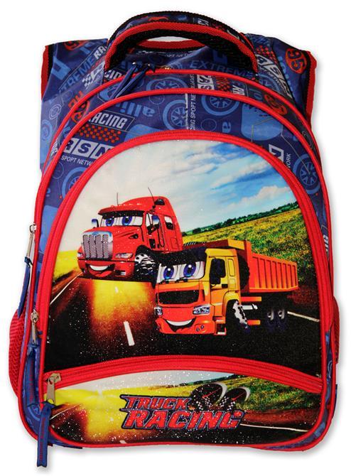 8cff8b4135264 Arabalı Erkek Çocuk Sırt Çanta - ürününü globalpiyasa.com da satın alın
