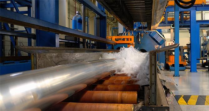 239258-Aluminum Profile Production Facility-ASAS Aluminyum Sanayi ve Ticaret A.S.