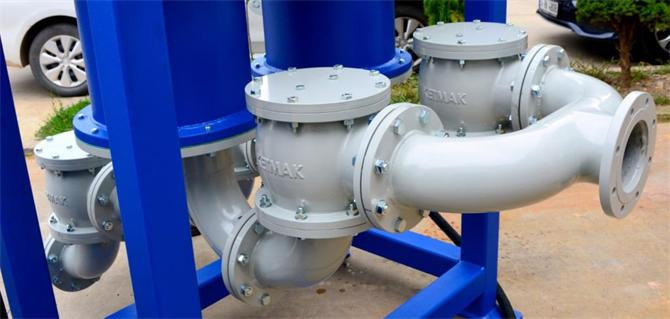 216531-Hydraulic Sludge Pump-Ketmak Makine ve Tesis Imalat San. Tic. A.S.