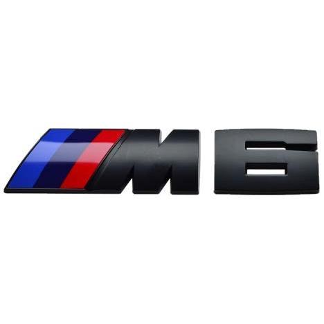207427-M6 TEXT BLACK-Bimbo Otomotiv Aksesuar Kaucuk San. Tic. Ltd. Sti.