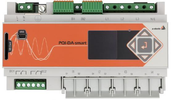 34388-Güç Kalitesi Analizörü - PQI-DA smart-Genetek Güç Enerji Elektrik Sis. Özel Eğitim ve Danışmanlık San. Tic. Ltd. Şti.
