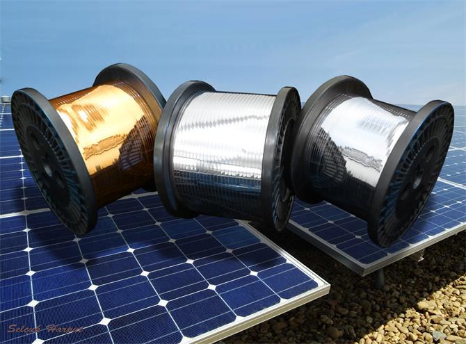 239421-PV Ribbon Wire-Sarkuysan Elektrolitik Bakir Sanayi ve Ticaret A.S.