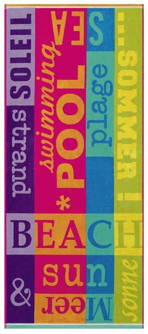 200008-Beach Towel-Maisonette Pool Beach Towel-Super Marketing Tekstil San. ve Tic. A.S.