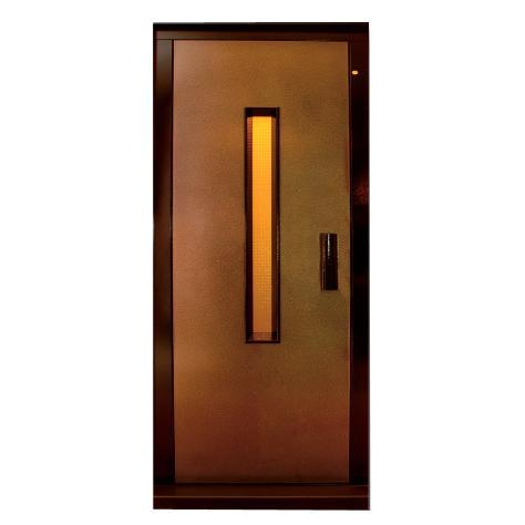 44166-Semi-automatic elevator door-Om Elektrik Makina San. ve Tic. A.S.