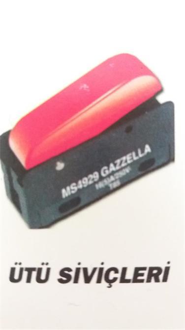 217349-Ironing Switcher Gazzella MS 4929-Numaksan Makine San. Tic. Ltd. Sti.