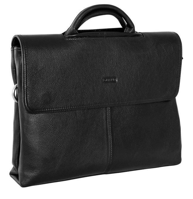 174400-Guard Leather Briefcase-Ozozler Deri