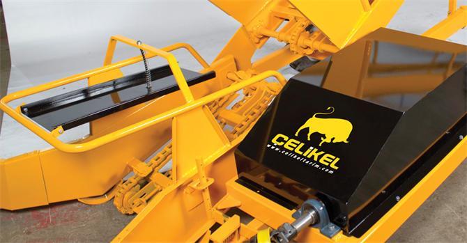 205578-Bale Loading Machine-Cakiroglu Alamet Tarim Aletleri Uretim Pazarlama Ithalat Ihracat San. Tic .Ltd .Sti.