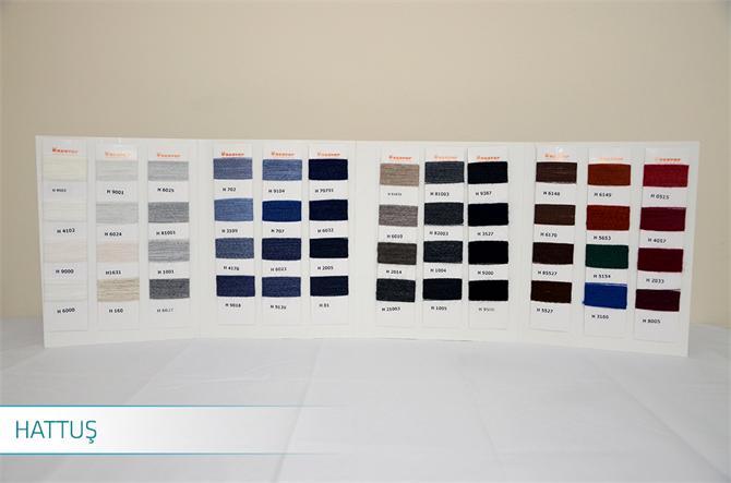 199598-Hattuş Acrylic Yarn-Ozsever Tekstil San. ve Tic. A.S.