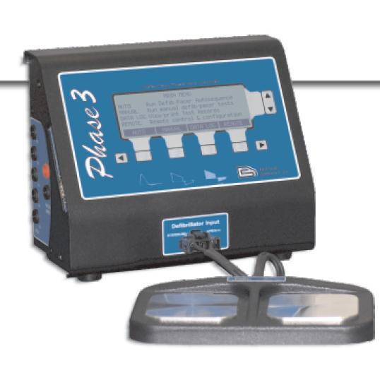 163036-Datrend - Phase 3 - Defibrillator Pacemaker Tester (Other Measuring & Analysing Instruments)-Medibim Medikal Bilisim Kalibrasyon Tek.San.Tic.Ltd.Sti.