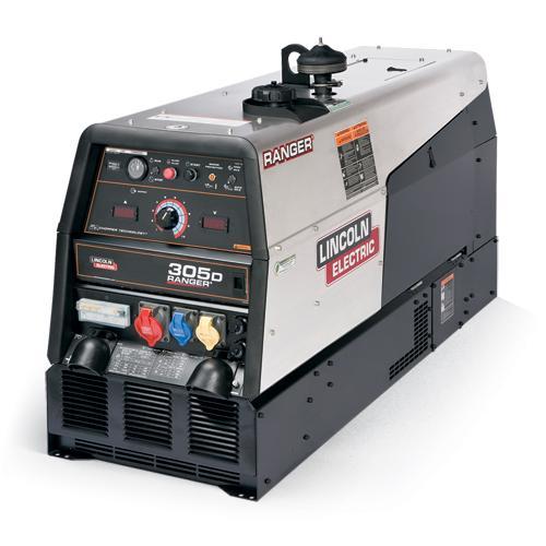 184019-Ranger 305-D Welding Machine-Askaynak  Eczacibasi - Linkoln Electric Kaynak Teknigi San. ve Tic. AS