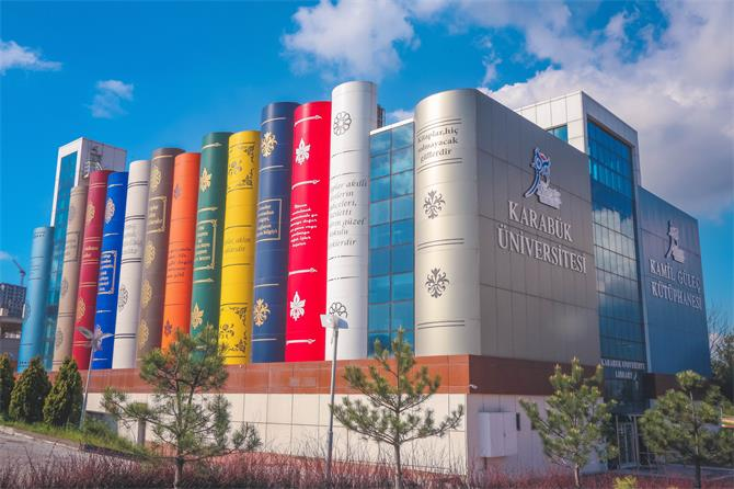 239688-Unique Library-Karabuk Universitesi