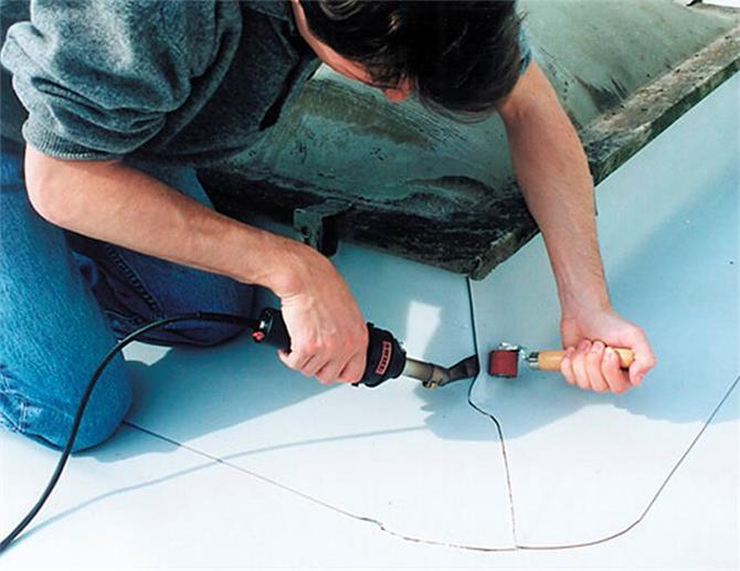 55219-UV protected waterproofing membrane-Nese Plastik San. ve Tic. A.S.