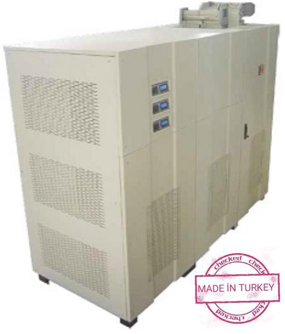 237473-1 Phase / 3 Phase Static Voltage Regulator, Static Voltage Stabilizer-POWER ELEKTRONİK SAN. VE TİC. A.Ş.