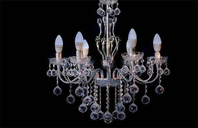 183685-Crystal Stone Chandelier-Unallar Modern Avize Aydinlatma Ltd. Sti.