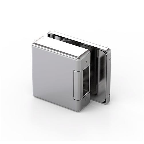 210212-683W50 Strike Box-BM Glass Hardware