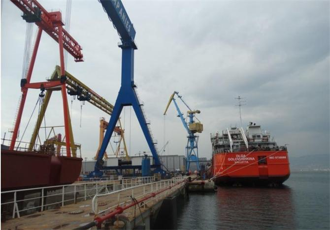 213359-Ship Repair-Atlas Tersanecilik Sanayi Ve Ticaret Anonim Şirketi