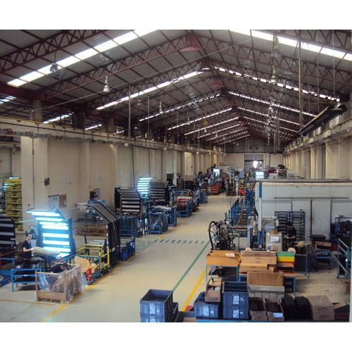 186222-Factory Electrical Installation-Can Elektrik Elektronik Muhendislik Ltd. Sti.