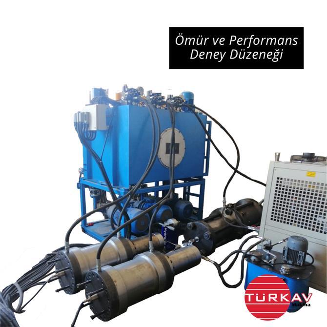228706-Life and Performance Test System-Turkav Arastirma Gelistirme Muhendislik Makina Egitim Danismanlik Tic. Ltd. Sti.