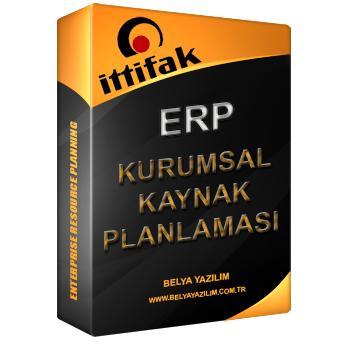 205407-ERP (Enterprise Resource Planning)-Belya Turizm Insaat Enerji  Bilisim San. ve Tic. A.S.