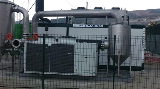 219157-Biogas Dryer-Aris Enerji A.S.
