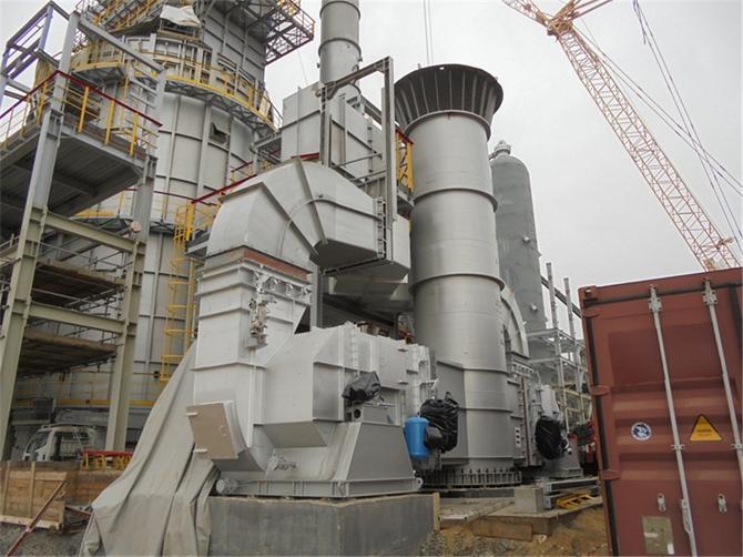 210615-Turkmenistan Refinery Project-Eran Muhendislik Proje Endustriyel Insaat Tesisat Montaj Nakliye San. Tic. Ltd. Sti.