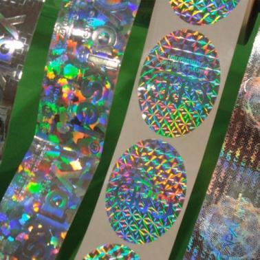 213754-Hologram Label-Bahar Etiket San. Tic. Ltd. Sti.