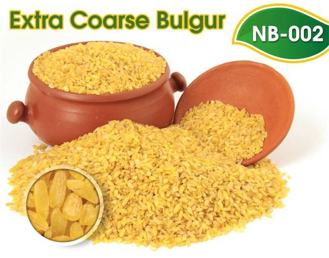 204172-Extra coarse bulgur-Nefis Bulgur San. Ve Tic. Ltd. Şti.