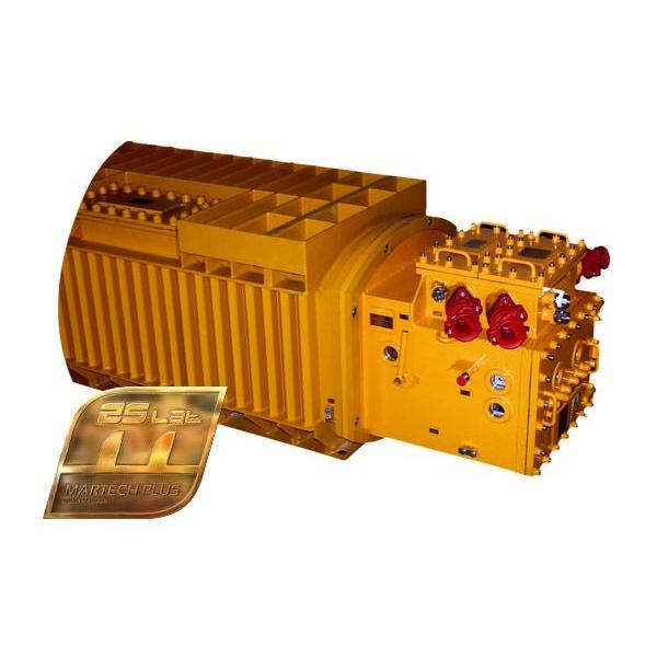 214798-High Capacity Transformer-Bey 1 Grup Madencilik Muh. Ins. Ith. Ihr. A.s