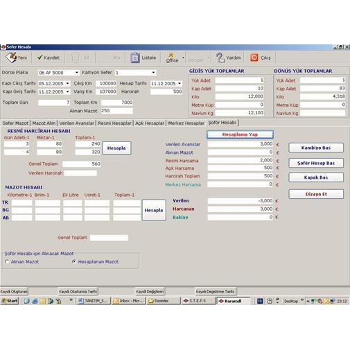 34314-Filo Yönetim Modülü-Select Bilişim Hizmetleri A.Ş.